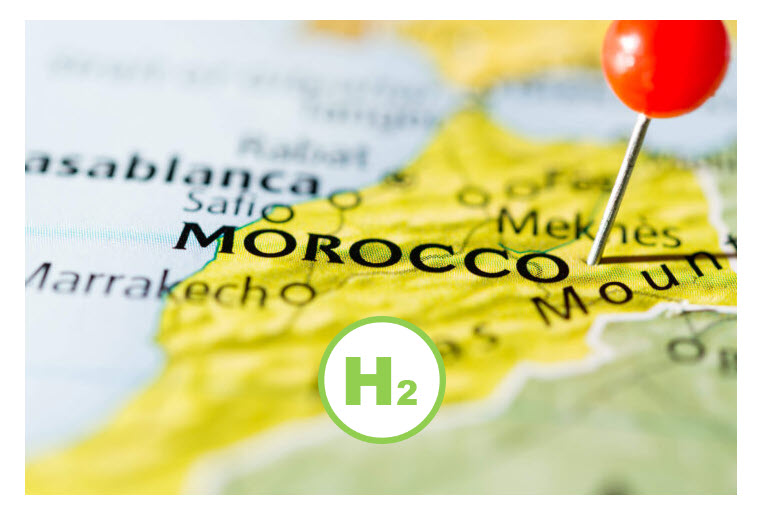 fuel cells works, Fusion Fuel Announces HEVO Ammonia Morocco Project--Morocco's Largest Green Hydrogen and Green Ammonia--