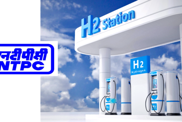 NTPC Hydrogen Station