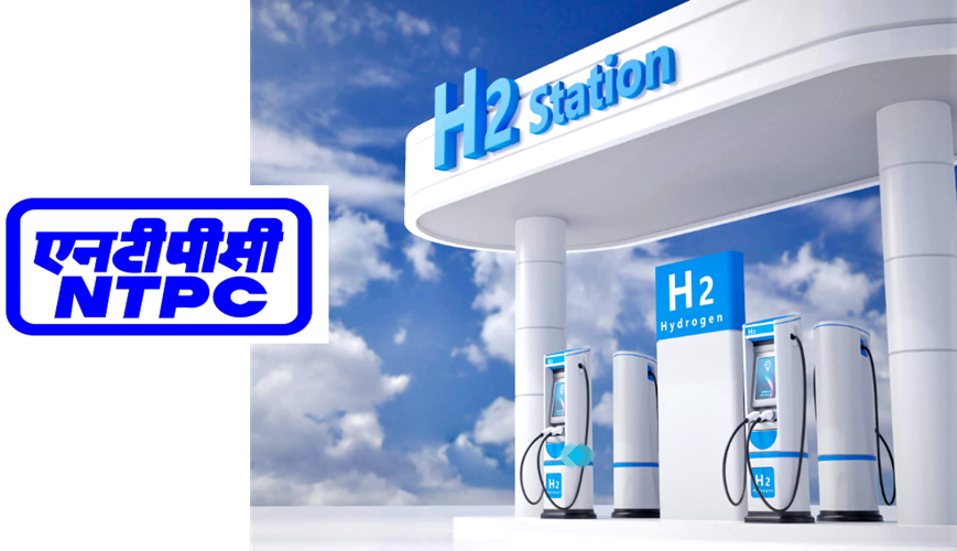 fuel cells works, NTPC Invites Tender To Set Up India's First Green Hydrogen Fuelling Station In Leh