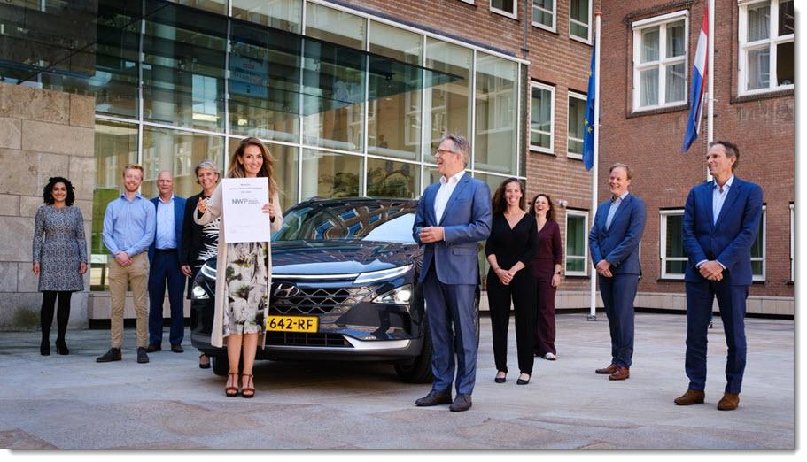 Fuel Cells Works, Netherlands: National Hydrogen Program presented to Secretary of State Yeşilgöz-Zegerius