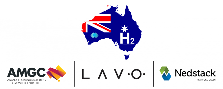fuel cells works, Nedstack Australia to Receive $825,000 to Develop Australia's First Hydrogen Utility Scale PEM Fuel Cell in Collaboration with LAVO™