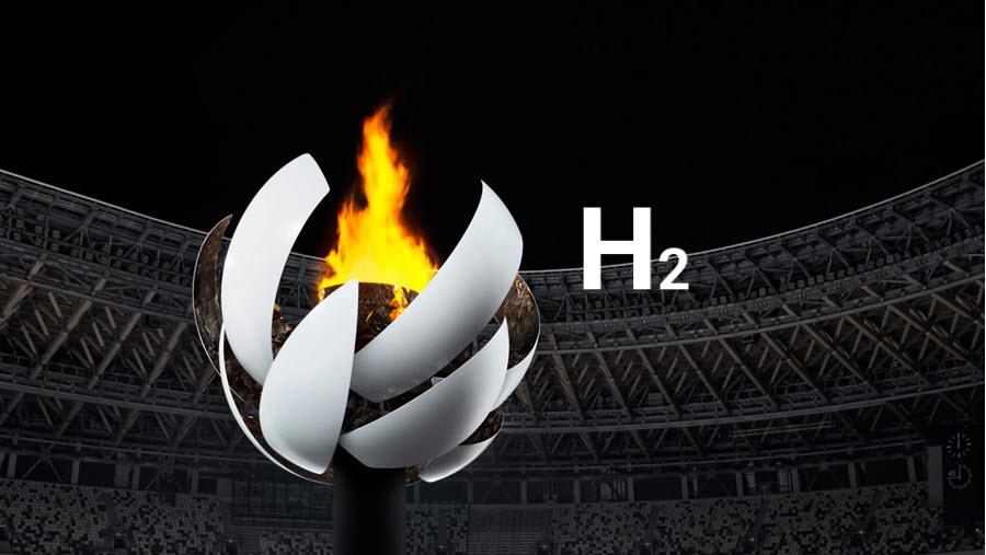 Fuel Cells Works, Japanese Design Studio Nendo Creates Spherical Cauldron Using Hydrogen