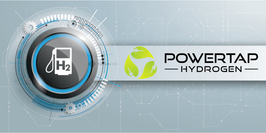 Fuel Cells Works, PowerTap Acquires 49% of AES-100 Inc., a Green Hydrogen Technology Company Focused on Fuel Cells for the Transportation Industry