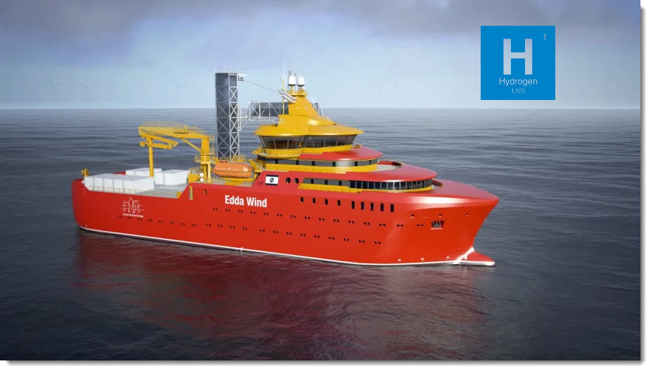 Fuel Cells Works, Pre-Project Support for Hydrogen in Maritime Transport