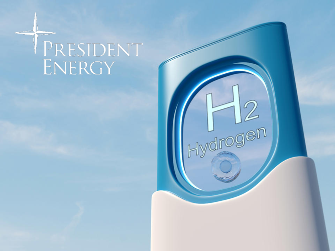 Fuel Cells Works, President Energy Provides Update on Hydrogen and Ammonia Subsidiary Atome