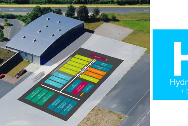 Fuel Cells Works, Progress in Realization of Hydrogen Lab Bremerhave