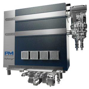 Proton Motors emission free HyRange%C2%AE Hydrogen fuel cell system c Proton Motor 1