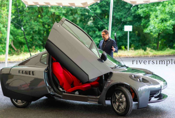 fuel cells works, Development Bank of Wales Invests In Riversimple's Hydrogen Fuel Cell Sustainable Transport of the Future