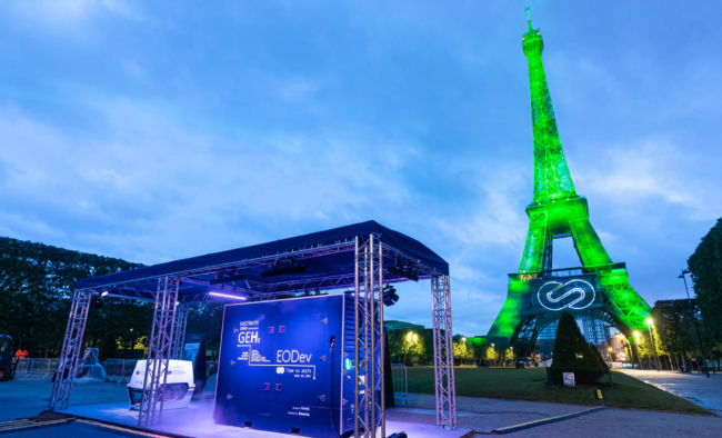 Fuel Cells Works, Rockwell Automation Technologies Help To Light Eiffel Tower