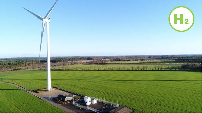 Fuel Cells Works, SSE Renewables and Siemens Gamesa to Look at Option to Bring Green Hydrogen to Ireland