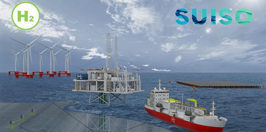 fuel cells works, Saipem Launches Suiso, a Technological Solution for the Offshore Production of Green Hydrogen