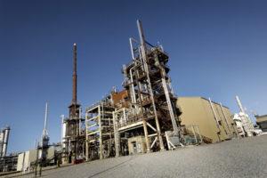 Scotford Refinery 1