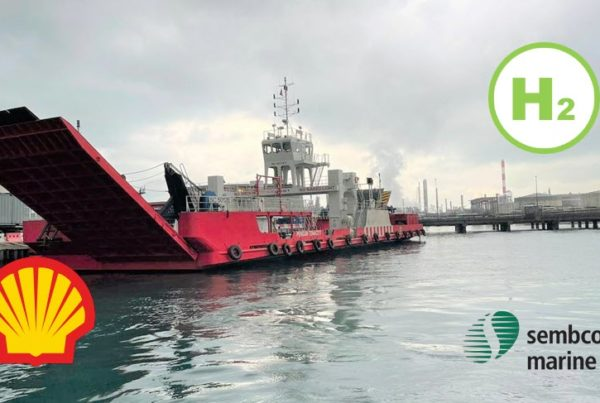Fuel Cells Works, Thursday Throwback Story: Sembcorp Marine, Shell and Penguin International Sign MoU for Hydrogen-powered Vessel