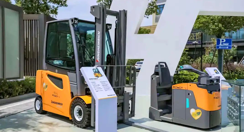 fuel cells works, China: Shanghai Qingpu Hydrogen Forklift Project Launched