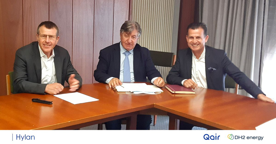 Fuel Cells Works, France: DH2 Energy / Qair and the City of Lannemezan Sign Agreement on Green Hydrogen Production and Distribution