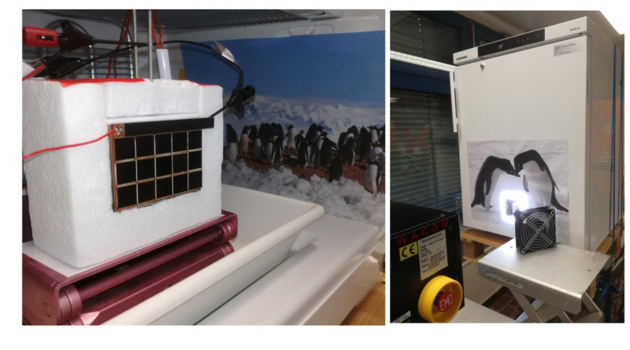 Fuel Cells Works, Solar Hydrogen For Antarctica - Study Shows Advantages Of Thermally Coupled Approach