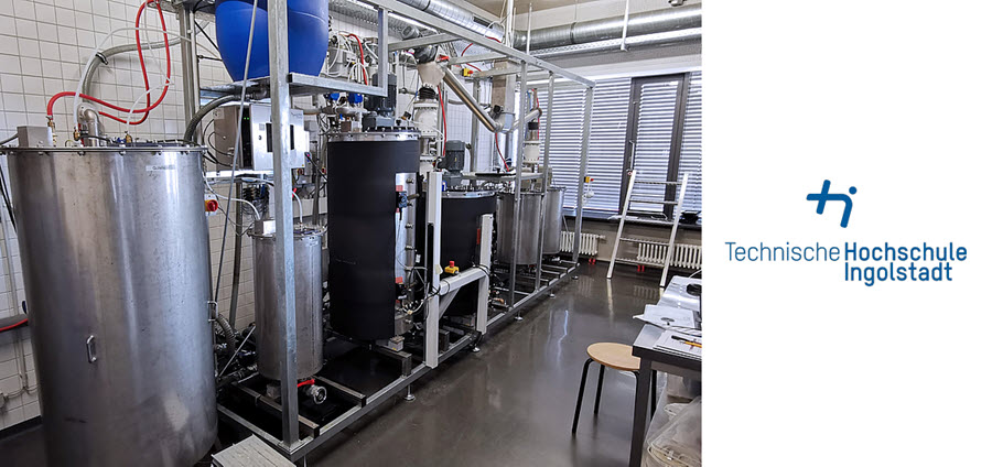 Fuel Cells Works, Biogas and Hydrogen: Institute Receives Funding for Another Project