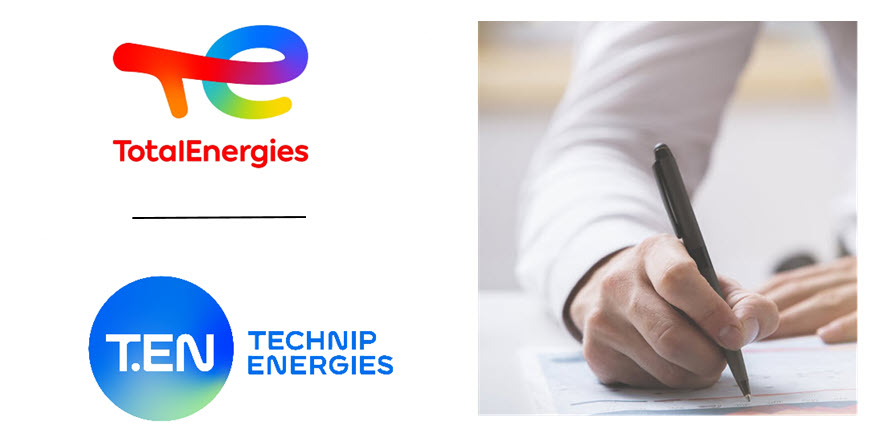 TotalEnergies Partners with Technip Energies to Advance Low Carbon Solutions on LNG Hydrogen for Offshore Facilities