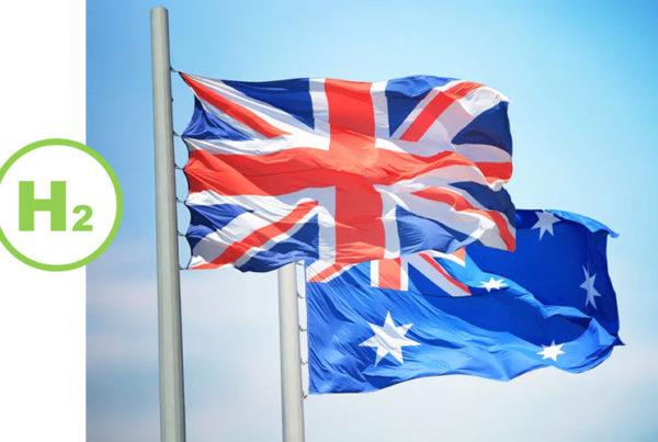 UK Australia Hydrogen