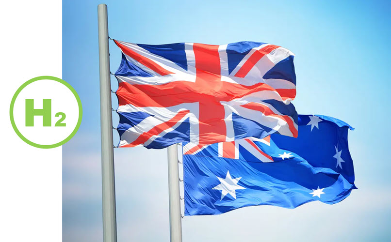 Fuel Cells Work, Australia-UK Partnership to Drive Low Emissions Solutions Including Hydrogen