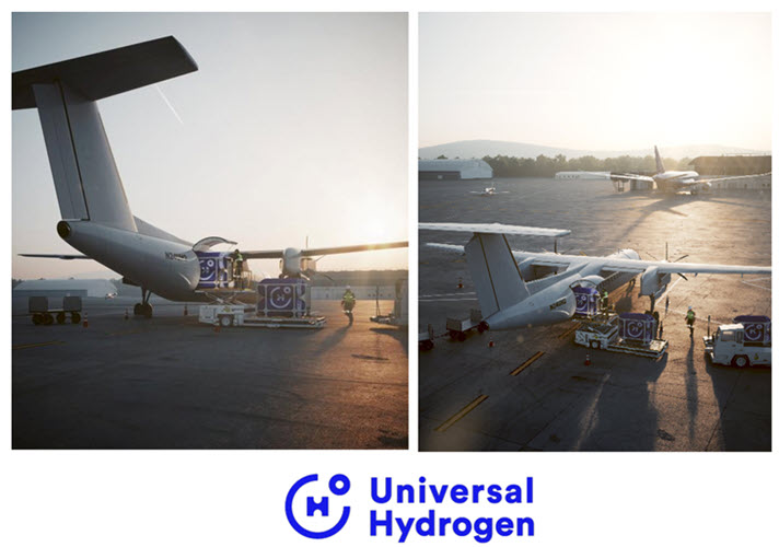 Fuel Cells Works, Universal Hydrogen and Ravn Alaska Aiming for the Sky with Hydrogen-Powered Dash 8s