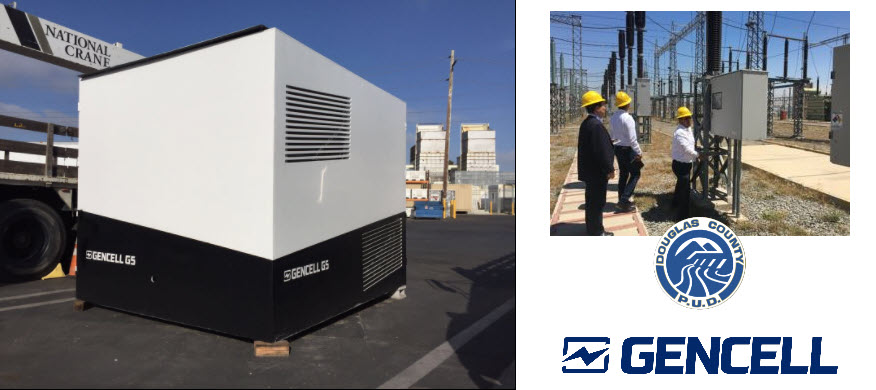 Fuel Cells Works, Washington Utility Provider Douglas Pud Turns to GenCell G5™ for Renewable Hydrogen for Backup Power