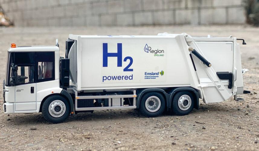 Fuel Cells Works, Waste Management Company Emsland Relies on Hydrogen