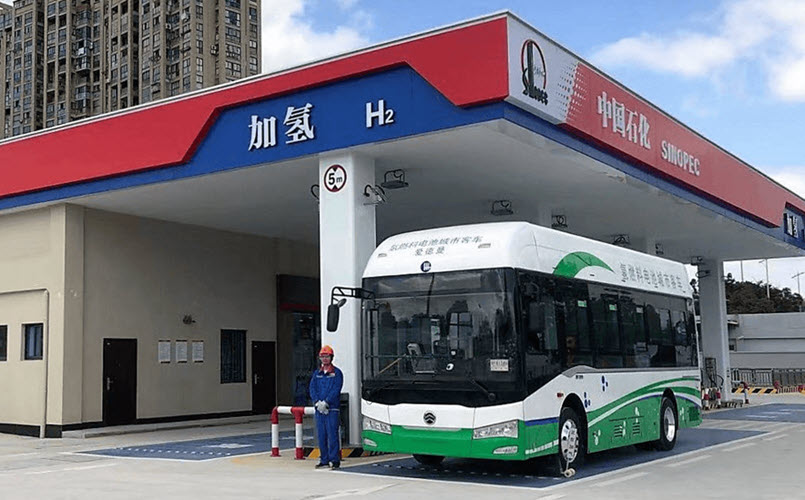 fuel cells works, Zhejiang Province Speeds Up Hydrogen: 5000 Hydrogen Fuel Cell Vehicles and 50 Hydrogen Refueling Stations