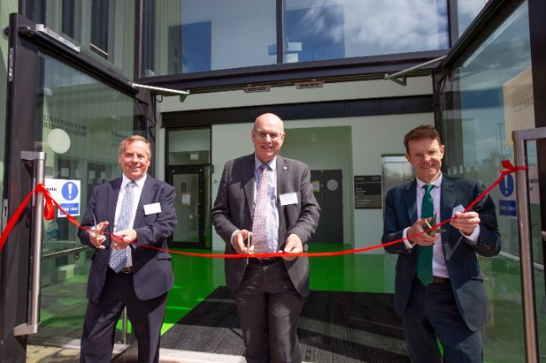 Fuel Cells Works, Birmingham Energy Innovation Centre Opens At Tyseley Energy Park To Focus On Hydrogen & Fuel Cells