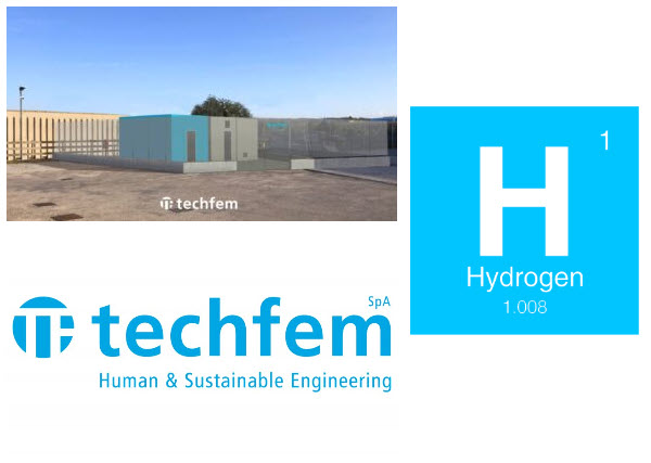fuel cells works, Italy: Techfem Engaged in Engineering of Hydrogen & Liquefied Natural Gas Production and Transport systems