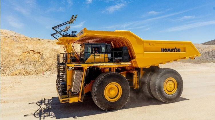 Fuel Cells Works, Komatsu Announces Collaborative Customer Alliance To Advance Zero-Emission Equipment Solutions -New Offerings To Leverage Electrification For Next Generation-