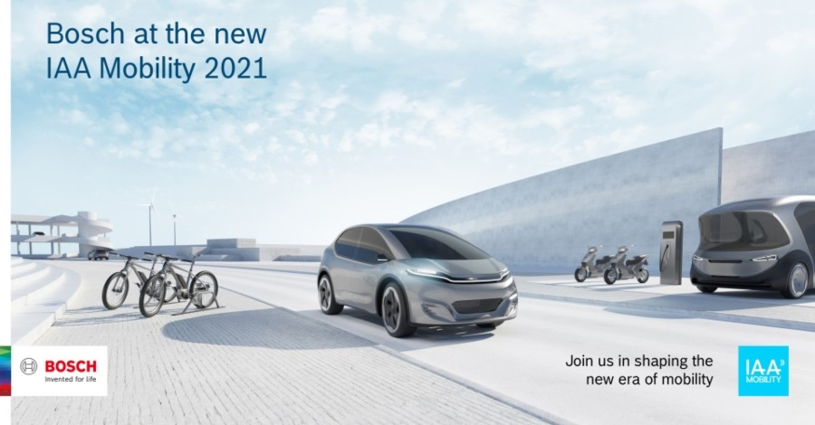 Fuel Cells Works, Bosch At The IAA Mobility: Safe, Emissions-Free, And Exciting Mobility – Now And In The Future