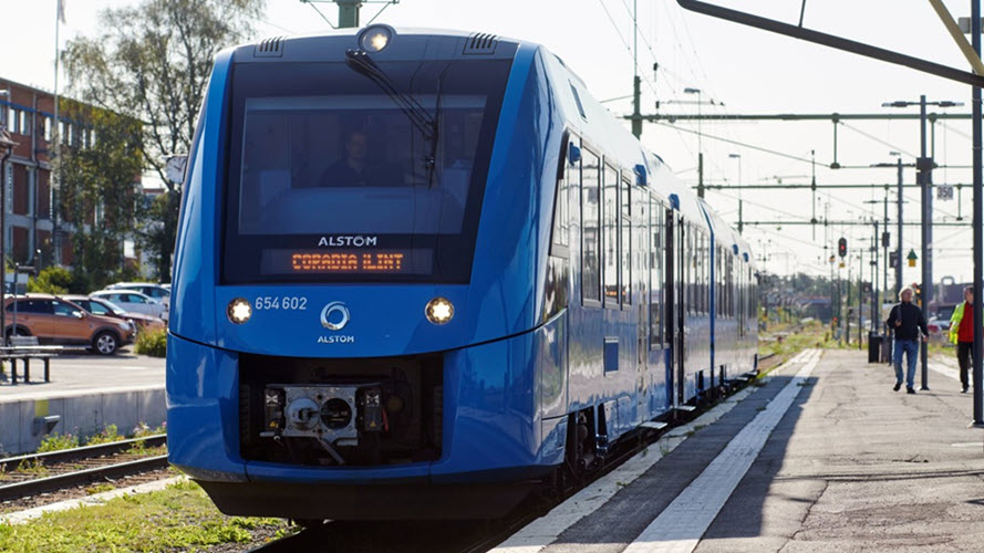 Fuel Cells works, Alstom: The Age of Hydrogen in the Middle East and North Africa