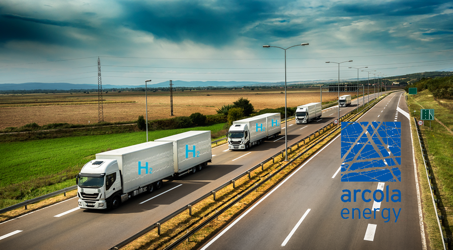 Fuel Cells Works, Arcola Energy to Lead Hydrogen-Powered Road Freight Trial Study in Scotland