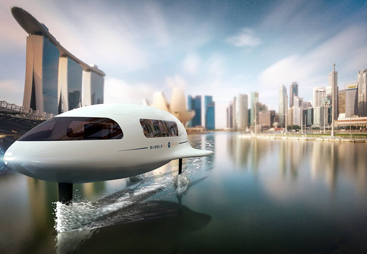 Fuel Cells Works, This Flying Boat Wants to Link Saint-Tropez to Monaco Using Hydrogen Propulsion
