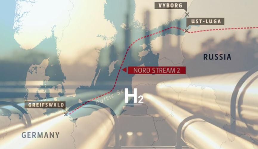 Fuel Cells Works, Germany: Bundestag Pursuing Talks With Russia on Hydrogen Supplies via Nord Stream 2