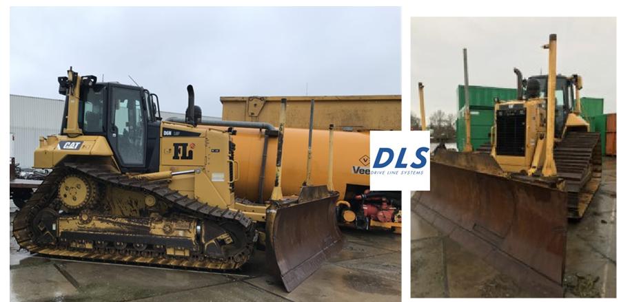 Fuel CelLs Works, Netherlands: Consortium Converts Bulldozer to Hydrogen