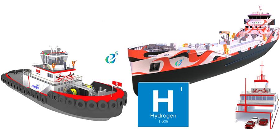 fuel cells works, Japan: Consortium Establishes HyEng Co., Ltd. for Development of the World's First Marine Hydrogen Fuel Engine