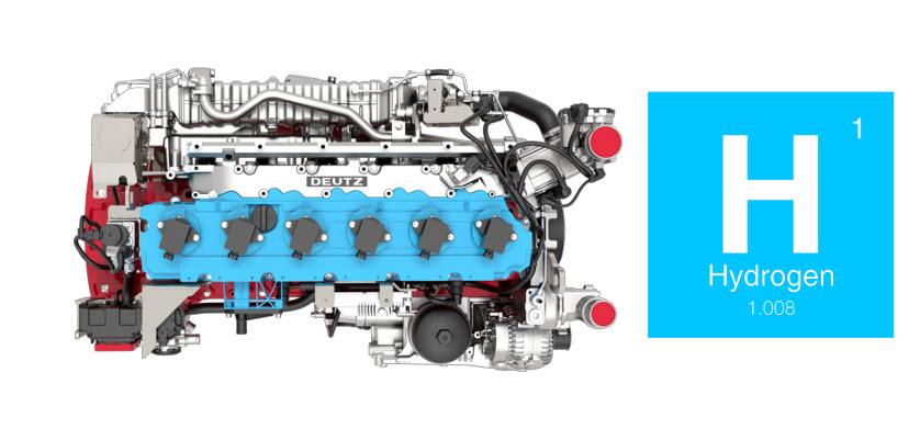 fuel cells works, DEUTZ Hydrogen Engine Ready For Market