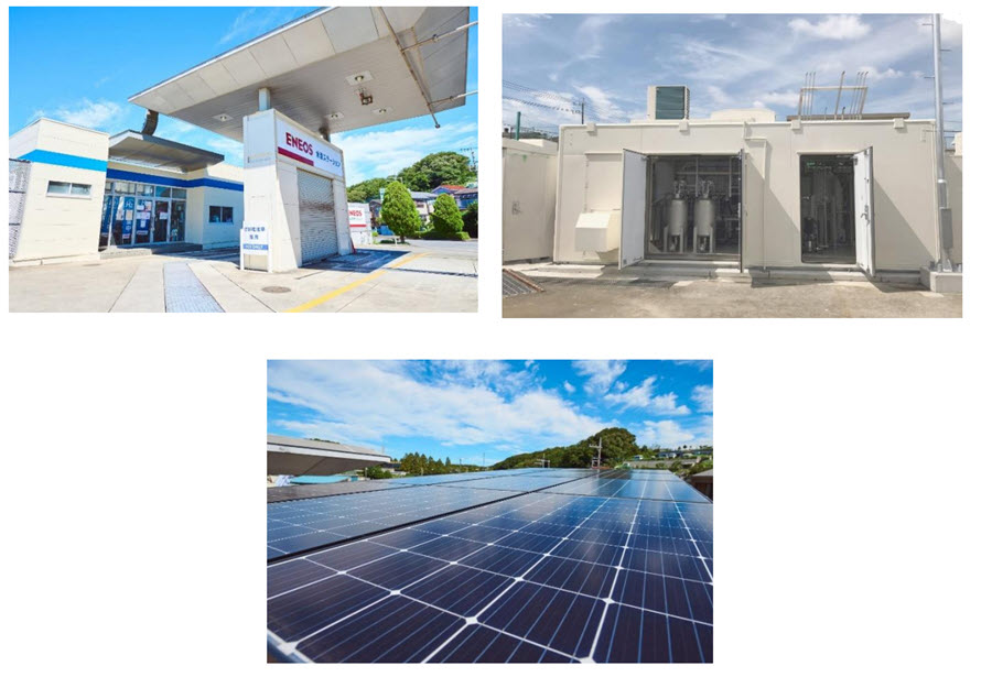 Fuel Cells Works,ENEOS Begins Commercial Production of Hydrogen from its on Site Hydrogen Plant for the First Time in Japan