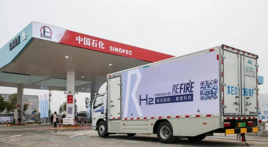Fuel Cells Works, Five Chinese Government Departments Approve the Beijing-Tianjin-Hebei Hydrogen Fuel Cell Vehicle Demonstration Project