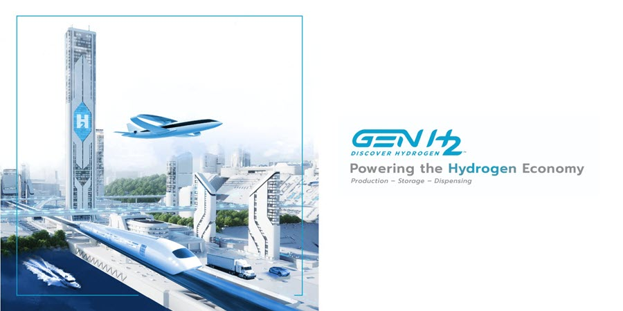 Fuel Cells Works, GenH2, Hydrogen Infrastructure Solutions Leader, to Exhibit At Advanced Clean Transportation (ACT) Expo at Long Beach Convention Center August 30-September 2, 2021