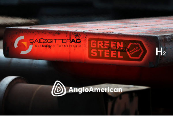 Fuel Cells Works, Steelmaker Salzgitter and Anglo American Team up for Hydrogen Research in Steelmaking