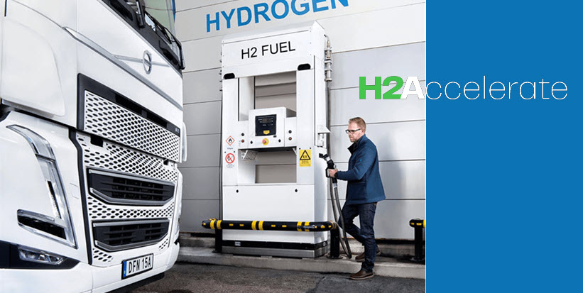 Fuel cells works, H2Accelerate Collaboration Publishes Second Whitepaper on Expectations for the Development of the Hydrogen Trucking Sector in Europe