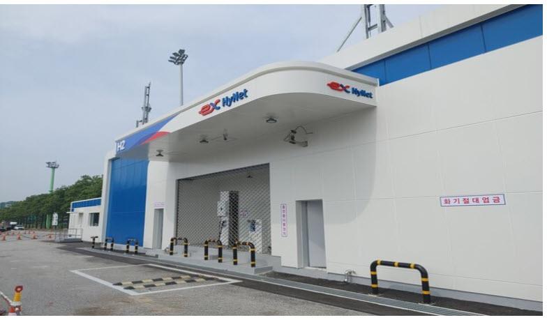 Fuel Cells Works, Korea: HyNet opens Munmak & Dangjinjeongmi Hydrogen Refueling Stations