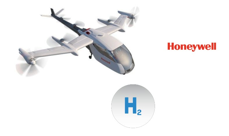 Fuel Cells Works, New Honeywell Technology For Light Drones Increases Range Threefold With Cleaner, Quieter Hydrogen Fuel Cells