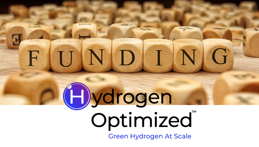 Fuel Cells Works, Hydrogen Optimized Awarded $300,000 NGIF Grant To Advance Large-Scale Green Hydrogen Technology
