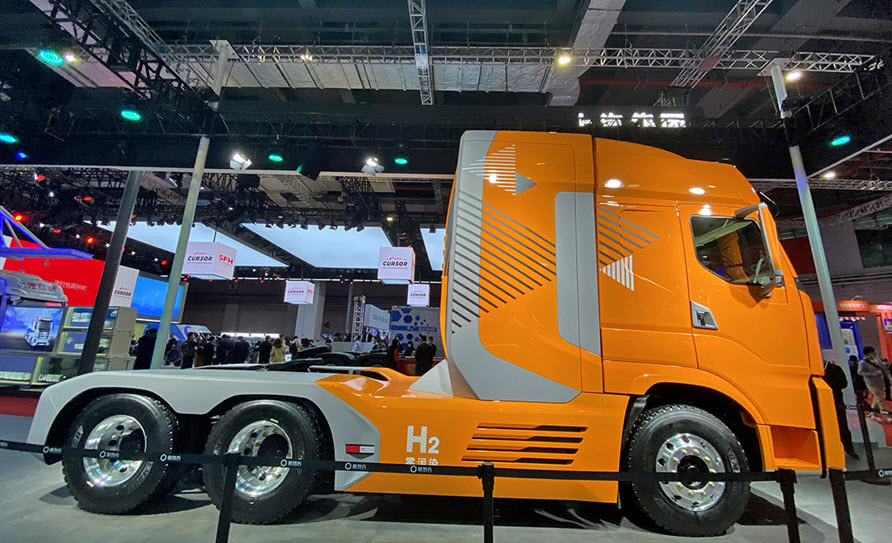 Fuel Cells Works, JP Morgan Chase: Fuel cells Have Great Potential in Chinese Trucks