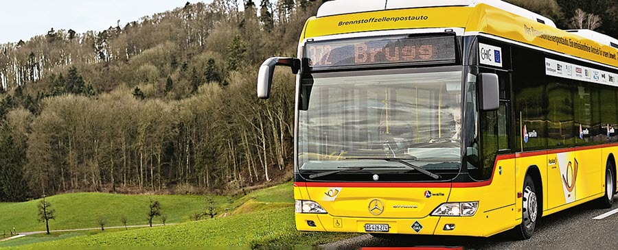 Fuel Cells Works, Switzerland: Hydrogen in Public Transport: Solving the Chicken and Egg Problem