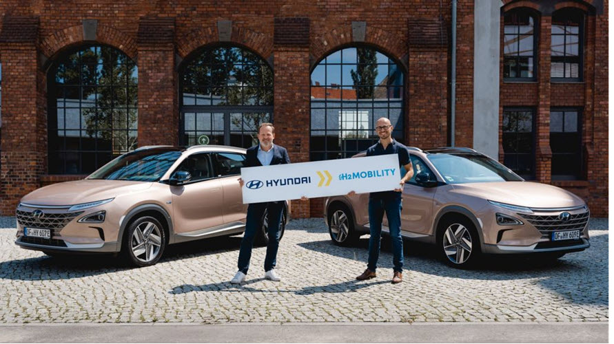 Fuel Cells Works, Hyundai Becomes Shareholder in H2 MOBILITY
